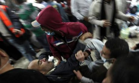 SCAF 'restraint' proves hollow as more Egypt protesters killed