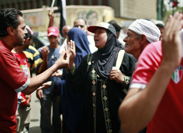 Domestic rifts: Egypt households divided by tough electoral choices