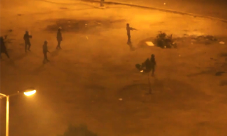Video: Security forces kill two more protesters in Egypt