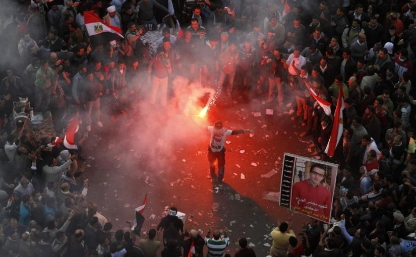 The People's Republic: Civil disobedience in Egypt