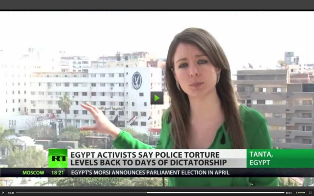 Click for Video: President Mohamed Morsi struggles to calm street violence engulfing Egypt. But as his supporters and opponents clash, rights groups report a rise in police abuse resulting in the abuse of minors.