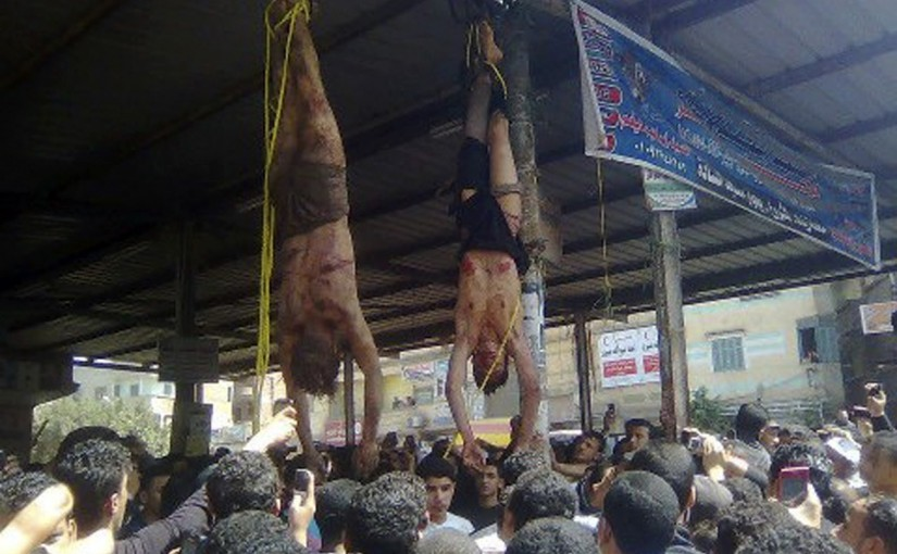 Lynching: Deadly justice meted out inEgypt