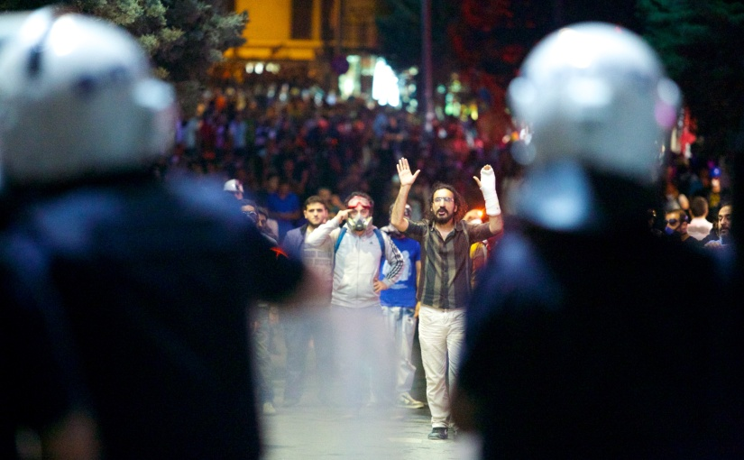 Two days in Taksim: Battle continues for Turkey'sfreedoms