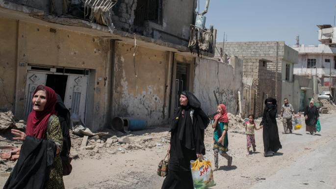 Isis turns to jihadist brides in last-ditch attempt to hold off Iraqi forces inMosul