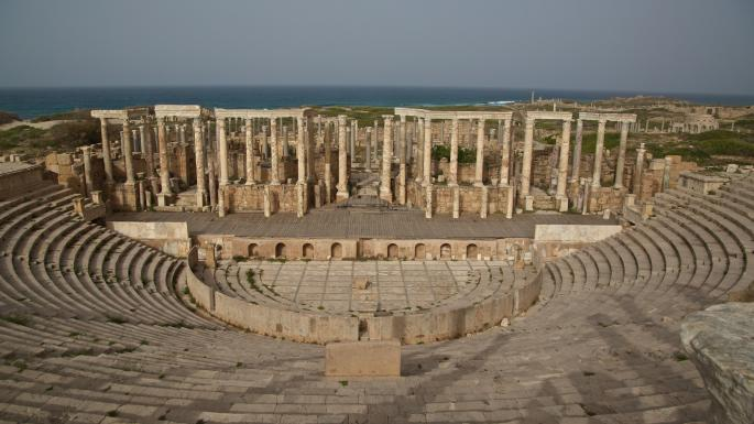 Libyans protect their heritage against jihadist onslaught