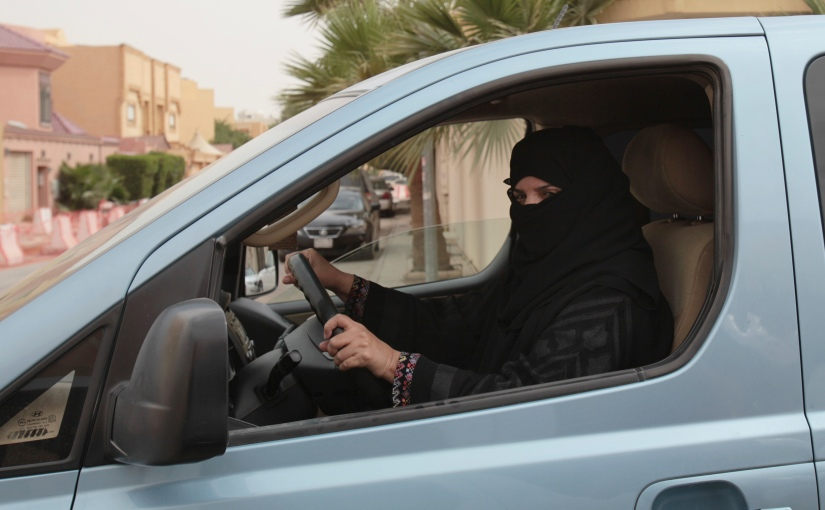 Saudi Arabian women urge end to male 'guardianship' laws