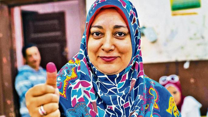 Egypt election: Threats, bribes and bullying at polls to bolster Sisi's legitimacy